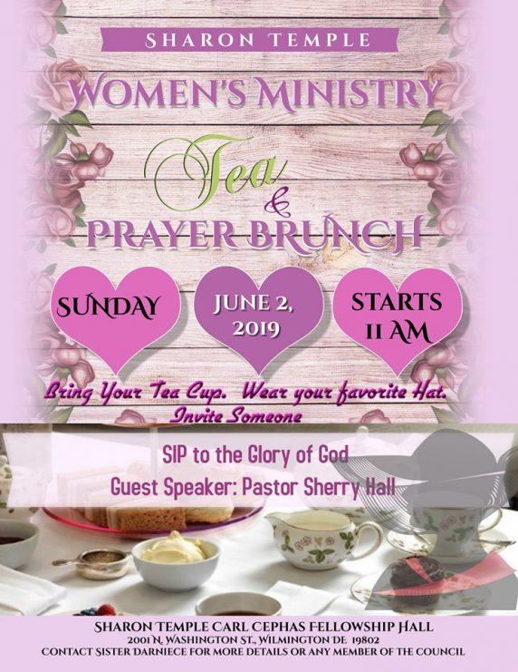 Women's Ministries : Sharon Temple SDA Church Wilmington DE